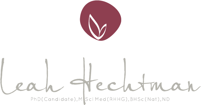 The Natural Health and Fertility Centre Retina Logo