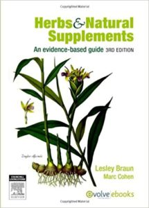 Herbs and Natural Supplements (4th Edition) - An evidenced based guide