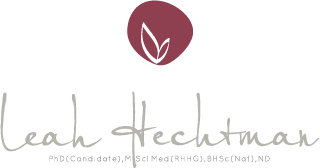 The Natural Health and Fertility Centre Mobile Logo