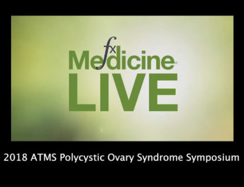 FX MEDICINE LIVE with Leah Hechtman at the 2018 ATMS PCOS Symposium
