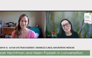 Helen Padarin and Leah Hechtman
