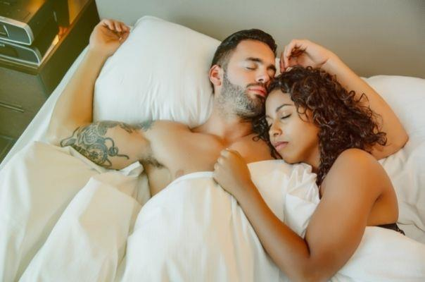 Bounty Parents article - sleep and fertility